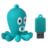 Movimentação instantânea por atacado do polegar do USB do cartão instantâneo da vara da memória do USB de Pendrives do cartão de memória do USB do disco instantâneo do USB da vara do USB de Cartoom do polvo da movimentação do flash do USB