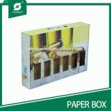 Bouteille de bière en carton ondulé de boîtes d'emballage du papier