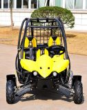 4 Wheeler Gas Electric Go Kart Buggy para Farm (KD 110GKT-2)