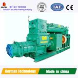 熱い中国! 真空の煉瓦作成機械