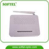 FTTHのためのEpon無線ONU (4DATA+2VoIP+RF+WiFi)