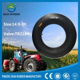 14.9-30 Câmara de ar interna butílica e natural de pneu de borracha para veículos da exploração agrícola