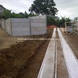 Prefabricados de Hormigón ligero muro/valla fronteriza de la máquina de pared