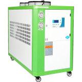 Precio al por mayor ce de la industria estándar de plástico pequeño enfriado por aire refrigeracion industrial