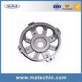 주문을 받아서 만들어진 고압 알루미늄 자동차는 주물 CNC 기계로 가공 제품을 정지한다