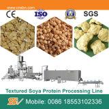 Aço inoxidável texturizado Automática Máquina de proteína de soja