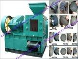 Machine de pressage à briquetage à briqueterie en poudre de charbon de charbon