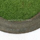 Esteira de borracha do golfe da grama artificial sintética artificial do relvado da grama