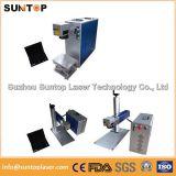 Stahlstahlgravierfräsmaschine des laserengraver-/Laser/Tischplattenlaser-Markierung