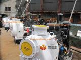 ディーゼル機関のトレーラーの水ポンプの発動を促している自己
