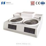 Metallographic 가는 닦는 기계 Mopao 2de Laizhou Weiyi