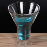 Tazza di vetro della tazza del whisky della tazza del partito della tazza della barra bella