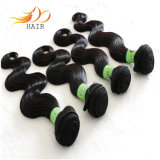 O cabelo Mongolian de venda quente do cabelo 7A de Remy tece