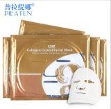Pilaten коллагена Crystal маска отбеливание зубов с увлажняющим поровых сведение к минимуму коллаген уход за кожей маску для лица