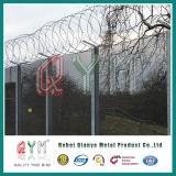 Frontière de sécurité de garantie de montée de la prison 358 d'aéroport de ferme de jardin anti