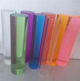 Kleur en Duidelijke AcrylStaaf/de Staaf van het Plexiglas