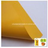 Tela del bolso del PVC de la alta calidad/la bolsa de plástico revestida/bolso impermeable