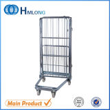 Logistic Metal Folding Wire Mesh Interlocking Roll Cage