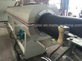 HDPE riga macchina 400mm della coestrusione del tubo di acqua di tre strati di produzione