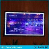 セリウムは表示LED細いライトボックスの広告を承認した