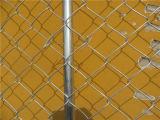 アメリカの市場のための一時チェーン・リンクの塀のパネル