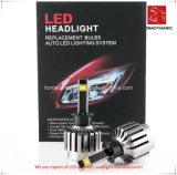 Farol de Luz LED 6000k H1 de Homa com Fan