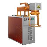 소형 금속 또는 플라스틱 섬유 Laser 표하기 기계 가격