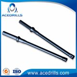 Broca integral Drilling Rod da rocha do bit H22 do formão do furo de plugue