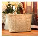 Het nieuwe Buitensporige Kant van de Aankomst Dame Handbags Women Tote Designer Oorzakelijke Zak (WDL0979)