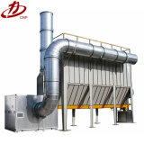 Collettore di polveri industriale personalizzato del getto automatico di impulso (CNMC)
