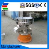 Macchina rotonda ad alta frequenza del vaglio oscillante utilizzata per residui di ceramica