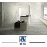Il marmo bianco di Carrara copre di tegoli il marmo bianco elegante di marmo bianco di bianco di Bianco Carrara Carrara