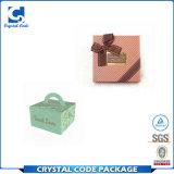 El embalaje personalizado barato al por mayor caja de dulce
