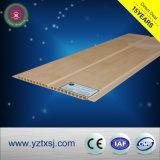 薄板にされた木製デザイン熱い販売PVC天井のタイル