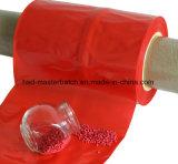 Rode die Masterbatch in de Goede Kwaliteit van de Industrie van de Film wordt toegepast