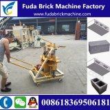 中国の機械を作る熱い販売の高品質の手動コンクリートブロック