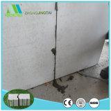 Resistência térmica/painel de parede do sanduíche do EPS resistência do vento para a parede do edifício