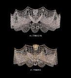 Verlichting van de Kroonluchter van de Decoratie van de Luxe van het hotel de Europese (7708-6G)