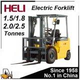Forklift elétrico da mini bateria de 1.5/2/2.5/3 toneladas com mais baixo preço