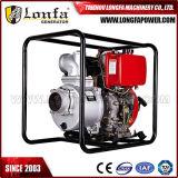 186f 4pouce de la pompe à eau de l'irrigation agricole de la pompe à eau Diesel