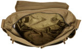 Freizeit-Schulter-Segeltuch-Kurier-Beutel der Männer beiläufiger im Freien
