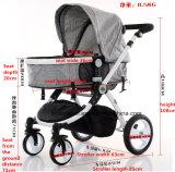2017 neues Modell 3 in 1 Baby-SpaziergängerPram