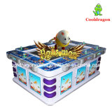 De ontspruitende In werking gestelde Spelen van de Machine van het Spel van de Arcade van de Jager van de Vissen van Vogels Muntstuk