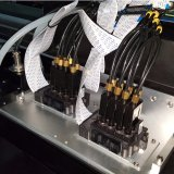 Impresora ULTRAVIOLETA de inyección de tinta del Galaxia-Jet llano industrial LED de la impresora para la pluma, caja del teléfono, pelota de golf
