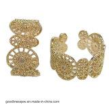 Vrouwen 925 van de Verkoop van de Fabriek van de Juwelen van China Directe Speciale Zilveren Ring (R10965)