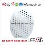 LED HASL isento de chumbo para lâmpada LED da placa PCB