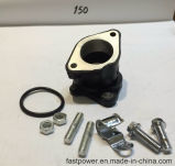 De Vervangstukken van de Motorfiets van de Pijp van de Opname van de carburator voor Cg150