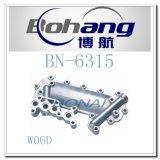Dekking miljard-6315 van de Koeler van de Olie van Hino van het Vervangstuk van de Motor van Bonai W06D