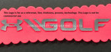 Personalizar o logotipo de Transferência de Calor de silicone para acessórios