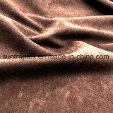 Высокое качество трикотажные спандекс велюр ткань для перчаток